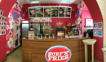 Surf´ n´ Fries completo