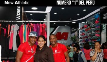 NEW ATHLETIC completo
