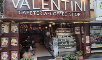 Valentini cafe completo
