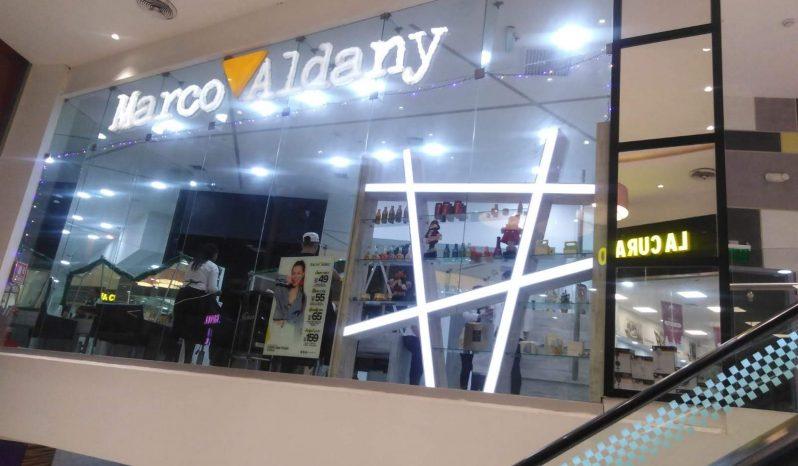 Marco Aldany completo