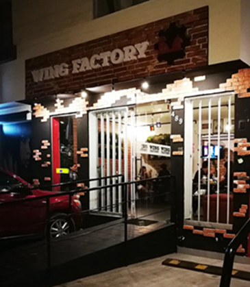 WING FACTORY completo