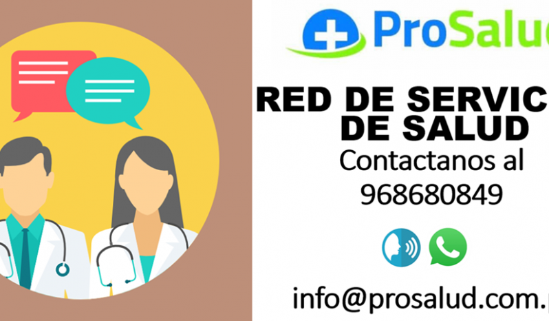 Prosalud completo